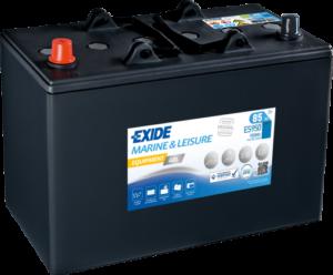 Akumulator żelowy Exide ES