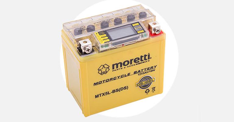 Akumulatory Moretti Poznań